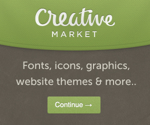 Creative Market has deals on fonts, icons, graphics and more