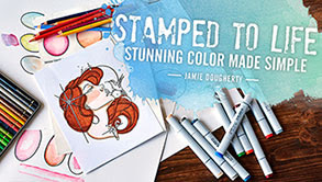 Stamped to Life: Stunning Color Made Simple